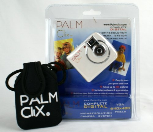 Palm Clix Complete Pocket Digital Camera/Webcam