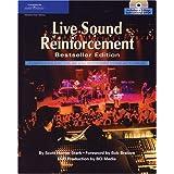 Live Sound Reinforcement, Bestseller Edition (Hardcover & DVD) ~ Scott Hunter Stark