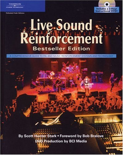 Live Sound Reinforcement, Bestseller Edition (Hardcover...
