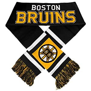 NHL Boston Bruins 2012 Team Stripe Scarf