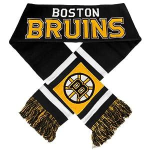 NHL Boston Bruins 2012 Team Stripe Scarf