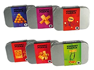 Kids Childs Puzzle in my Pocket - Childs/Children Perfect Ideal Christmas Stocking Filler Gift Present