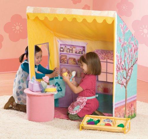 Rose Petal Cottage Cherry Blossom Market Playhouse Findgift