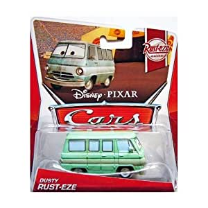 Buy Disney Pixar Cars Rust Eze Racing Series 2013
