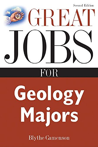 Great Jobs for Geology Majors (Great Jobs For... Series)