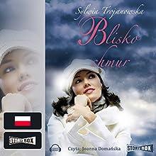 Blisko chmur Audiobook by Sylwia Trojanowska Narrated by Joanna Domanska