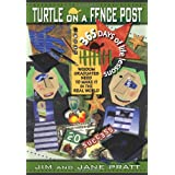 Turtle on a Fence Post: Wisdom Graduates Need to Make It in the Real World, 365 Days of Life Lessonsby Jim Pratt