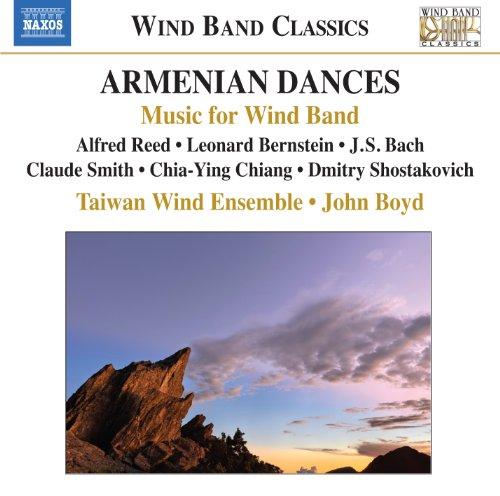 Armenian Dances - Music For Wind Band
