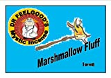 "Dr. Feelgood's Mystic Smoke Incense ""Marshmallow Fluff"" 1 Gram"