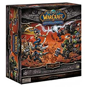 World of Warcraft Minis Deluxe Edition Hits Shelves