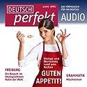Deutsch perfekt Audio - Kochen Sie gerne? 4/2012 Hörbuch von  div. Gesprochen von:  div.