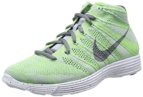 new product 3c4cf 145f6 Thanks for view Men s Nike Lunar Flyknit Chukka Wolf Grey Cool Grey  Electric Green Size 10 5 . then if you want to check product .