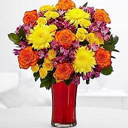Floss Flower - eshopclub Same Day Thanks giving Flower Delivery - Online Thanksgiving Flower - Thanksgiving Flowers Bouquets - Send Thanks giving Flowers