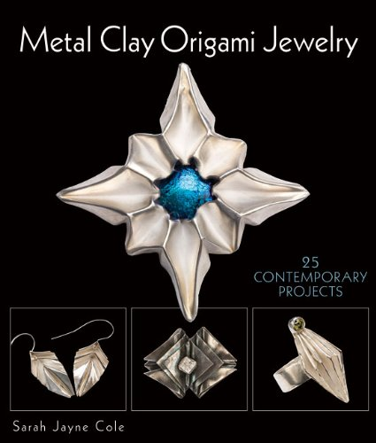 Paper Clay Jewelry Metal Clay Origami Jewelry 25