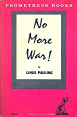 No More War!