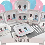 Gender Reveal - 16 Person Party Kit