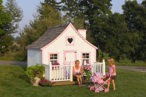 Little Cottage Playhouse front-1060848