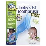 Baby Buddy Babys 1st Toothbrush, Blue