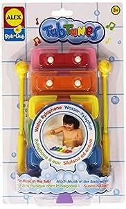 Alex Tub Tunes Water Xylophone Alex Toys Amazon Co Uk Baby