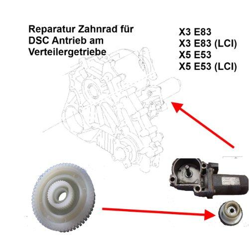 bmw-x3-e83-x5-e53-verteilergetriebe-4x4-stellmotor-zahnrad-zur-reparatur