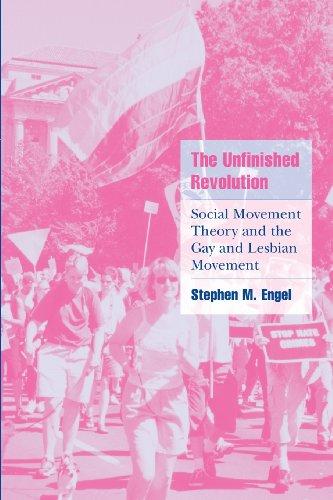 La revolución inconclusa: Teoría del movimiento Social y el movimiento de gays y lesbiano (Cambridge Cultural Social Studies)