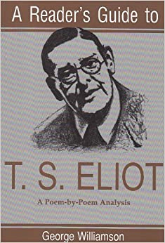analysis works of t s eliot The waste land by ts eliot  the waste land breakdown analysis i the burial of the dead  a theme that eliot enjoyed exploring in his works the fact that.