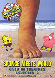 SpongeBob SquarePants Movie Movie Poster (11 x 17 Inches - 28cm x 44cm