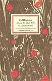 Johann Sebastian Bach. Insel-Bücherei,  Band 575 (3458085750) by Paul Hindemith