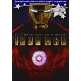 Iron Man (Ultimate Edition) (2 Dvd)di Robert Downey Jr.