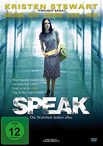 SPEAK - Die Wahrheit ändert alles ( mit Kristen Stewart aus Twilight Saga )