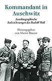img - for Kommandant in Auschwitz. Autobiographische Aufzeichnungen. book / textbook / text book