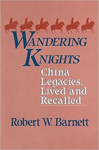 Wandering Knights (East Gate Books)
