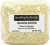 JustIngredients Quinoa Seeds Loose 250 g (Pack of 2)