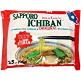 Sapporo, Noodle Ichiban Original, 3.5-Ounce (24 Pack)