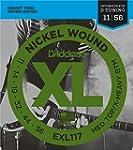 D'Addario EXL117 Nickel Wound Electri...