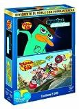 Pack Phineas y ferb: Agentes Anim + vago [DVD] en Castellano