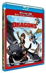 Dragons [Combo Blu-ray 3D + Blu-ray 2D]