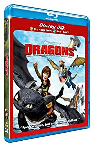 Dragons [Combo Blu-ray 3D + Blu-ray 2D]