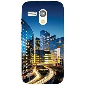 Motorola Moto G-Boom Matte Finish Phone Cover