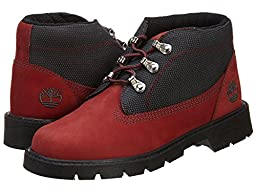 Timberland Yth C.Site Chkka Red Nbk Little Kids Style: 12785-RED NBK Size: 1