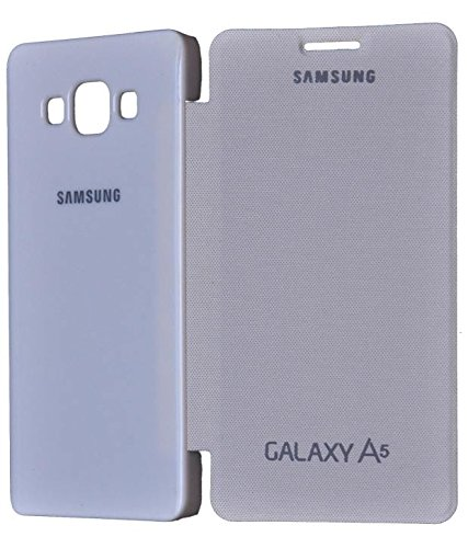 BETLIC Flip Cover For Samsung Galaxy A5 Sm-a500g -white  available at amazon for Rs.128