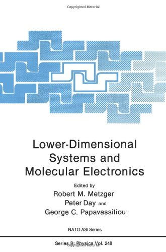 Lower-Dimensional Systems and Molecular Electronics (Nato Science Series B: (closed))