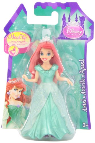 Disney Princess Little Kingdom MagiClip Fashion Ariel Doll