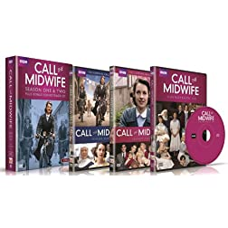 Call the Midwife: Seasons One and Two + Bonus CD