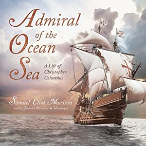 Admiral of the Ocean Sea Audiobook