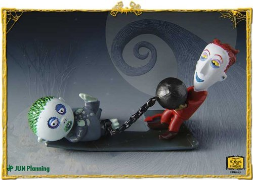 Nightmare Before Christmas ~ Lock & Barell - Trading figure - 1