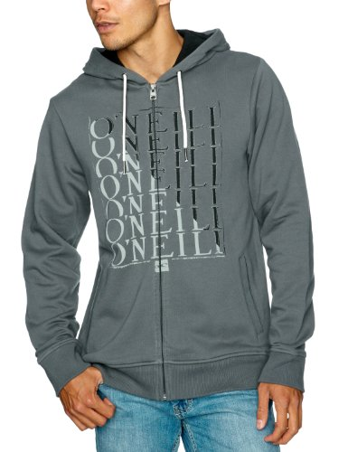 O'Neill The Badlands Men's Sweatshirt New Steel Grey Small
