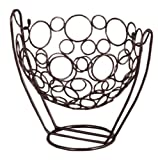 アビテ アイアン製 『リングフルーツバスケット』 ブラウン RU-003-BR