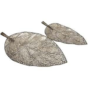 Image Result For Elise Cutwork Leaf Trays Set Of