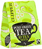 Clipper Fairtrade Pure Green Tea Fuso